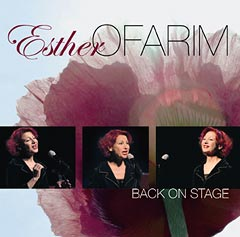 Esther Ofarim - Back on Stage